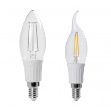 LED Candle Dimmable Bulb Series